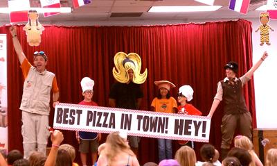 Live Pizza Show