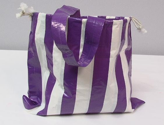 Duct Tape Beach Bags