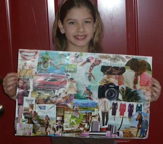 Vision Boards Revisited and the Importance They Hold