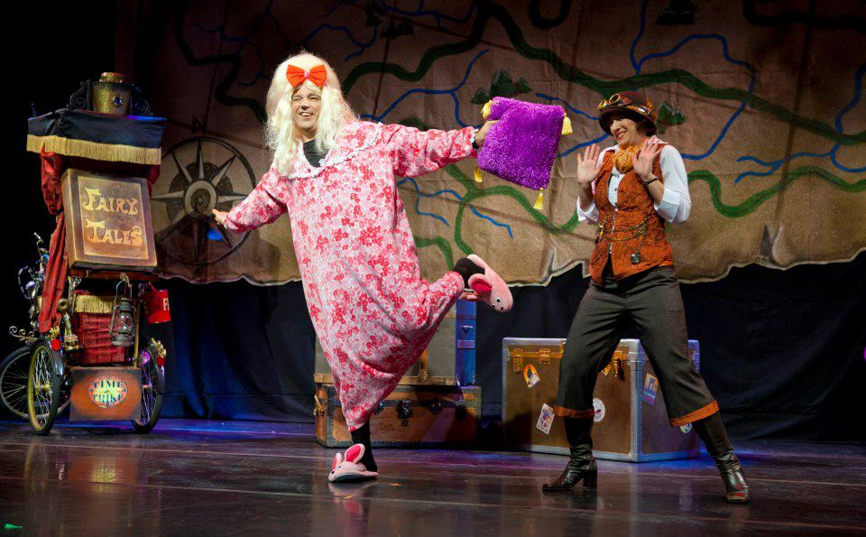 The New Mixed-Up Fairy Tale Show