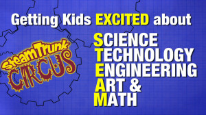 STEAM TRUNK CIRCUS Kids' Steampunk Live Shows & Videos