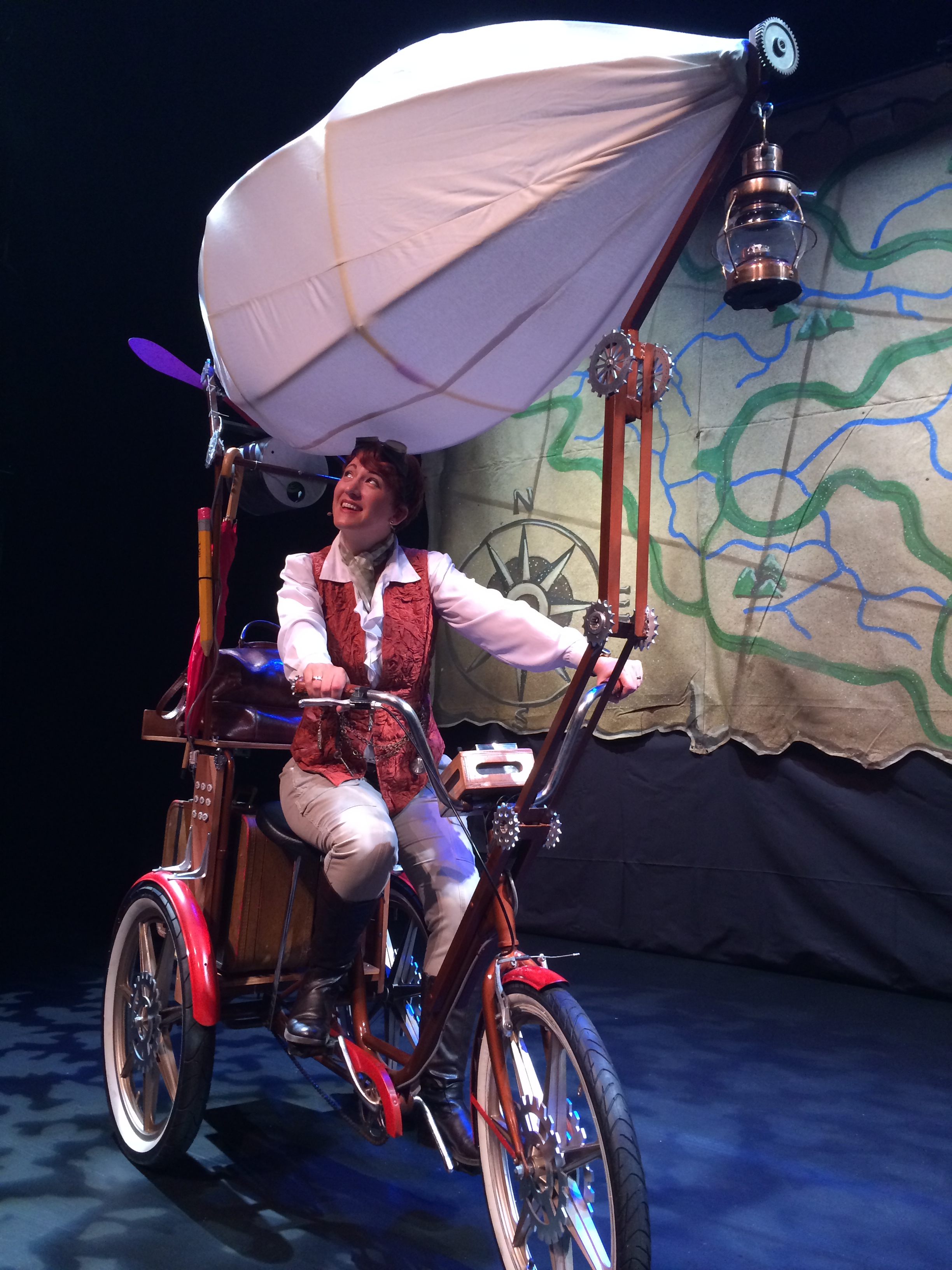 STORYBOOK STEAMPUNK MOBILE