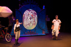 Page Turner Adventures' Once Upon a Time Machine