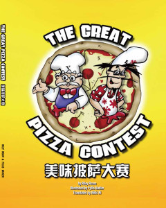 Translated version of THE GREAT PIZZA CONTEST Book