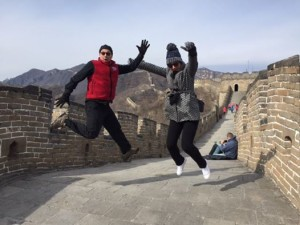 Great Wall Jump