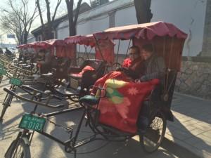 Rickshaw Ride 1