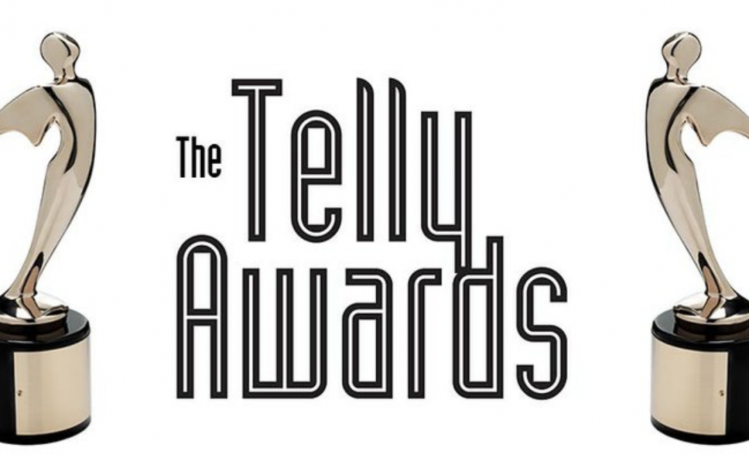 We won a Telly Award!